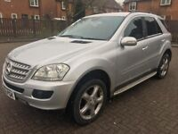 2006 Mercedes-Benz M Class SUV 3.0 ML280 CDI Sport 5dr In Immaculate condition