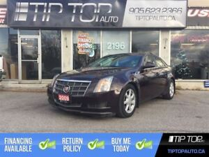 2009 Cadillac CTS w/1SA ** AWD, Full Leather Interior, Heated/Me