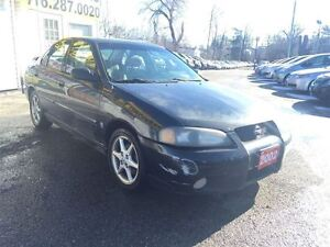 2002 Nissan Sentra SE-R / LOADED / PWR ROOF / ALLOYS