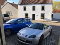 MG TF160 - 95,000 miles with long list of upgrades