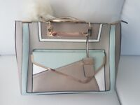 River Island pastel bag - new