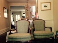 Vintage chairs from royal York