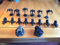 War-hammer Fast Attack Necron Force for sale Bristol. Bath. Yate open to offers warhammer 40k 40,000
