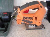 Worx jigsaw