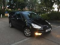Ford Galaxy 2.0 Tdci Diesel Automatic 2008 UBER PCO REGISTERED May swap px