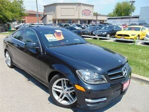 2013 Mercedes-Benz C-Class C250C- PANORAMIC ROOF-ONE OWNER