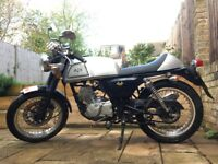 AJS Cadwell 125 Cafe Racer. Learner Legal and 2 years MOT left