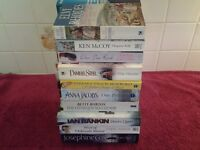 20 Paperback Books – As New – A Bargain - Proceeds To Local Charity Group