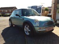 2003 Mini Cooper for sale.
