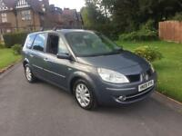 2008 RENAULT GRAND SCENIC 1.6 7 SEATER