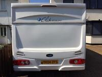 Lunar 2 berth 2004 motor mover , porch awning excellent condition