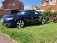 Audi, TT, Coupe, 2008, Manual, 1984 (cc), 2 doors