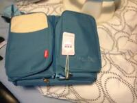 Baby changing bag (New)