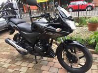 2014 Honda cbf125 clean £1399 also 2 Yamaha ybr125 customs