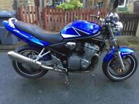 2005 Suzuki 600 Bandit