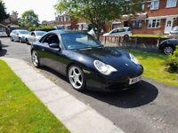 PORSCHE 911 CARRERA 4 CONVERTIBLE MANUAL LOW MILEAGE HARD TOP INCLUDED May Px