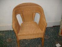 Rattan Chair ID 1001/7/18