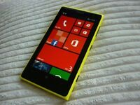 Nokia Lumia 1020 - Yellow (Vodafone) - 32GB - Excellent condition - 41MP camera