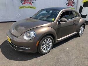 2014 Volkswagen Beetle Coupe Comfortline, Automatic, Sunroof, Di