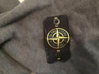 Stone island sweatshirt in Large
