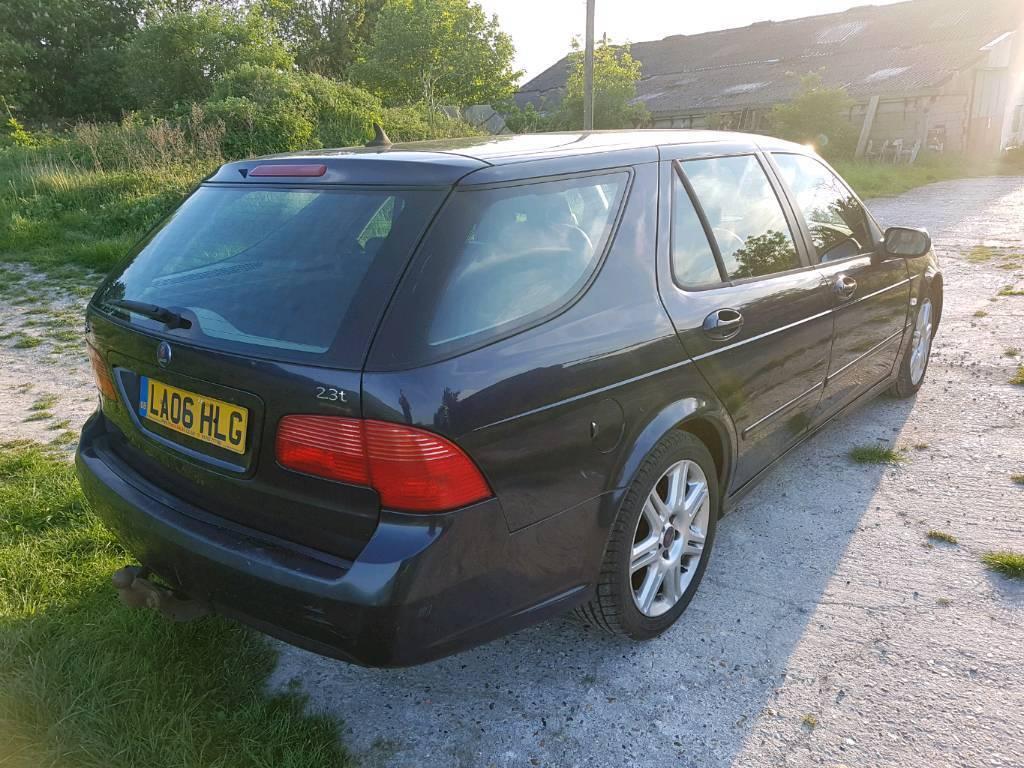 Saab 95 estate mot till nov