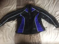 Motorcycle jacket unisex