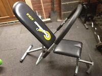 Weight bench and sit up bench