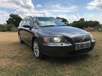 VOLVO V70 D5 AWD 2.4 DIESEL AUTO *SPARES OR REPAIRS*