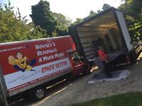 Removals And Collection and Delivery Service