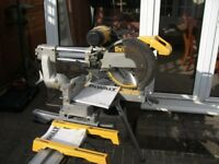 I HAVE A POWER SAW AND STAND FOR SALE