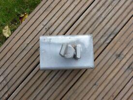 Galvanised Steel Hitch Lock