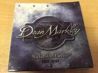 Dean Markley NickelSteel Electric Guitar Strings (sealed) Signature Series REG 10-46