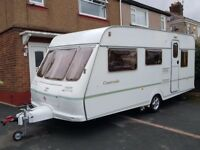 2000 Fleetwood Countryside 500/5 Berth !!! Full Awning !!! Motor Mover !!!