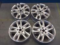 "17"" JAGUAR X-TYPE SPORT ALLOY WHEELS"