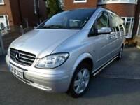 Mercedes Benz Viano 3.0 Cdi Ambient (Vito Body With Executive Trim and Interior)
