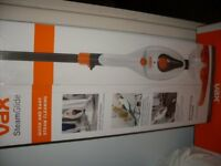 vax steam cleaner brand new in the box with 1 year guarantee