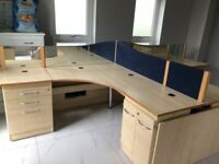 Office desks/suite