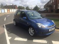 Ford Fiesta 1.25 2009 Zetec Blue Edition 5dr Bargain price low insurance Mint Condition