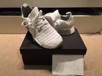 Brand New Adidas NMD R1 Whiteout UK 8
