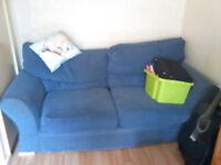 2 seaters sofa.