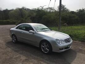 Stunning Mercedes CLK
