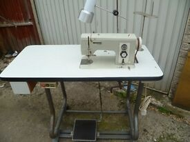 Bernina Freehand Embroidery Industrial sewing machine(ZIG-ZAG & STRAIGHT STITCHES)