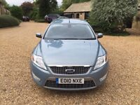 Ford Mondeo titanium estate 2010 full ford service history 12 months mot free 6 months warranty