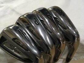 Titleist AP2 714 Irons Stiff 8 to Gap (4 Irons)