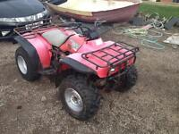 Honda quads wanted for breaking