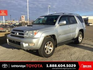 Value Point 2004 Toyota 4Runner SR5 - SUN ROOF! PERFECT FOR WINT