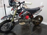Demon X 140cc