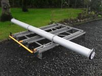 TRUK RAX ROOF RACK WITH PIPE CARRIER