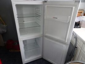 hoover 50/50 fridge freezer