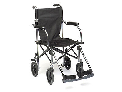 Leichter Reiserollstuhl / Transportrollstuhl Travelite, Rollstuhl faltbar